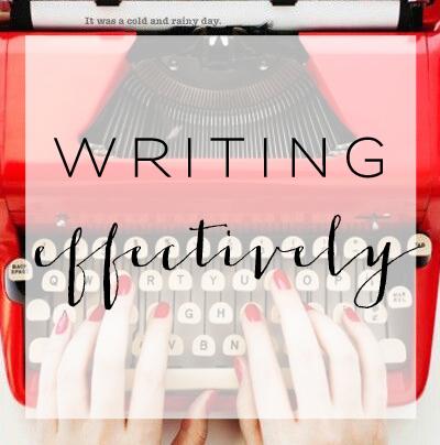 writingeffectively